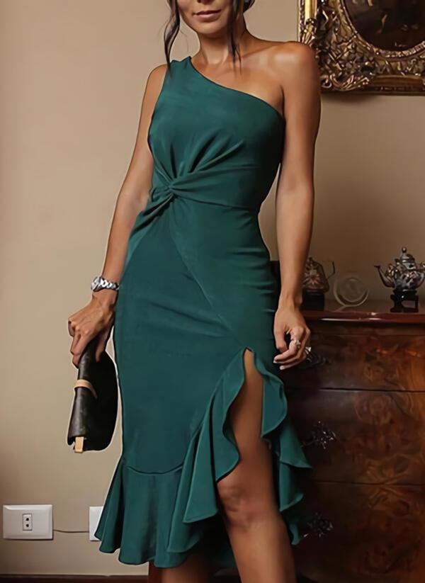 Sukienka Sandbella asymetryczna