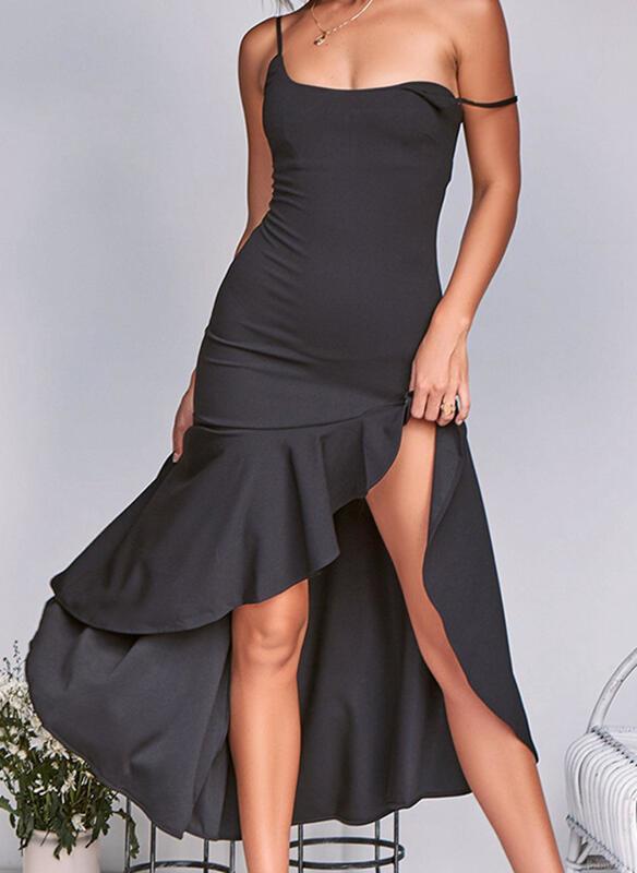 Sukienka Sandbella maxi asymetryczna