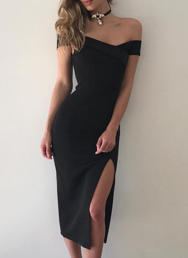 Sukienka Sandbella ołówkowa midi