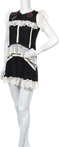 Sukienka Savage Culture mini bez rękawów
