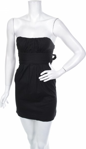 Sukienka Seductions mini bez rękawów