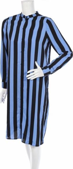 Sukienka Selected Homme z długim rękawem midi