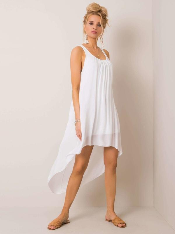 Sukienka Sheandher.pl na ramiączkach z dekoltem w kształcie litery v mini