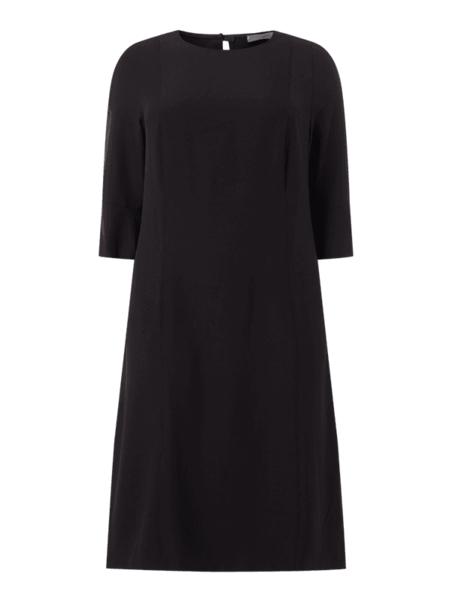 Sukienka Sheego z okrągłym dekoltem mini