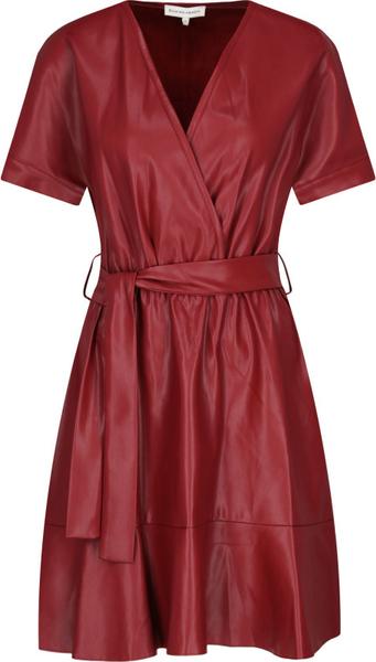 Sukienka Silvian Heach z krótkim rękawem