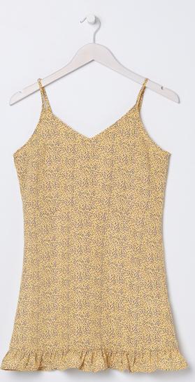 Sukienka Sinsay w stylu casual mini na ramiączkach