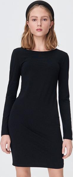 Sukienka Sinsay w stylu casual z długim rękawem mini