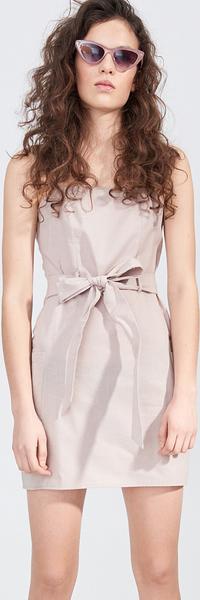 Sukienka Sinsay z dekoltem w kształcie litery v