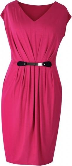 Sukienka Sklep XL-ka wyszczuplająca