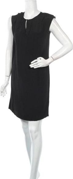 Sukienka Stefanel z okrągłym dekoltem mini bez rękawów