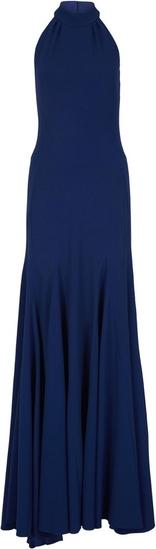 Sukienka Stella McCartney bez rękawów z dekoltem halter