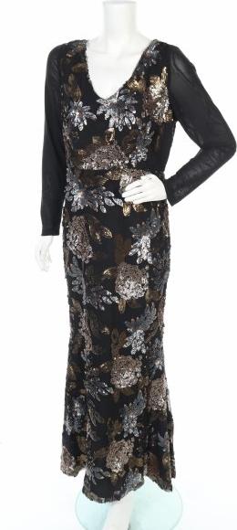 Sukienka STUDIO z długim rękawem