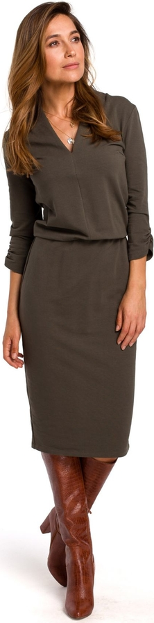 Sukienka Style z bawełny