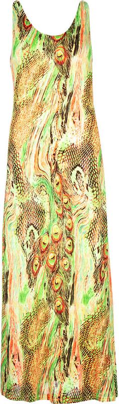 Sukienka Summer Selection prosta bez rękawów
