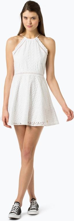 Sukienka Superdry bez rękawów mini w stylu boho