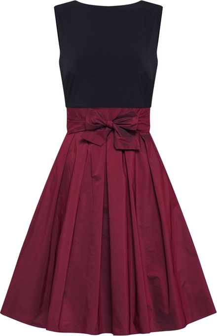 Sukienka Swing mini rozkloszowana