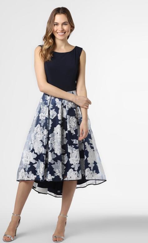 Sukienka Swing na ramiączkach