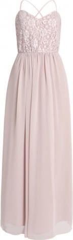 Sukienka Swing z dekoltem w kształcie litery v maxi