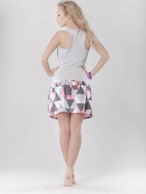 Sukienka taff.one midi dopasowana w stylu casual