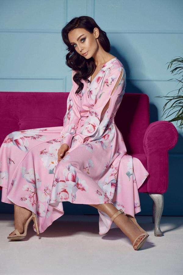 Sukienka TAGLESS maxi