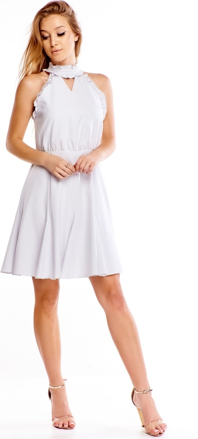 Sukienka TAGLESS rozkloszowana