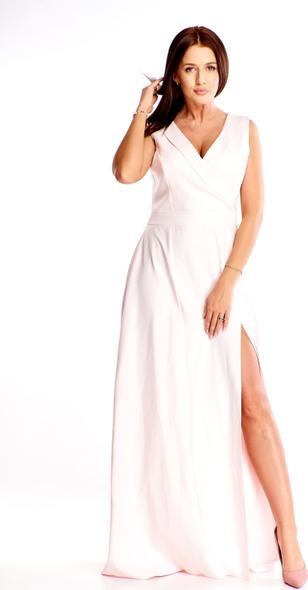 Sukienka Tęcza2 bez rękawów