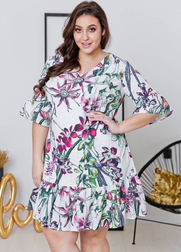 Sukienka tono.sklep.pl mini z długim rękawem
