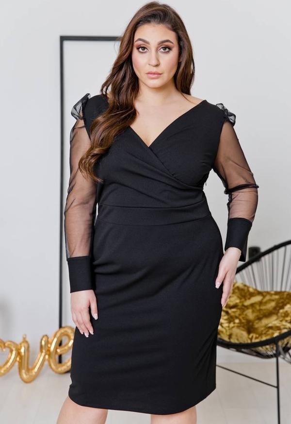 Sukienka tono.sklep.pl z tiulu mini