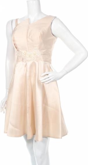 Sukienka Top Fashion bez rękawów mini
