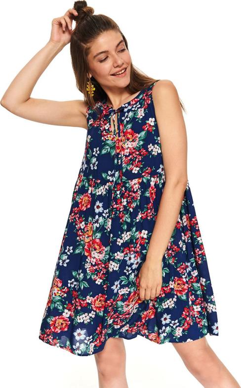 Sukienka Top Secret bez rękawów