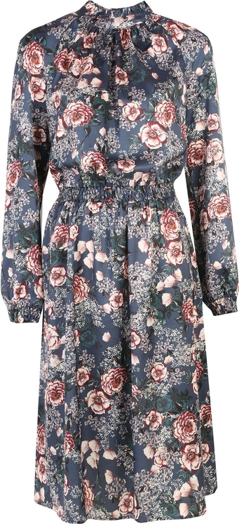 Sukienka Top Secret koszulowa midi