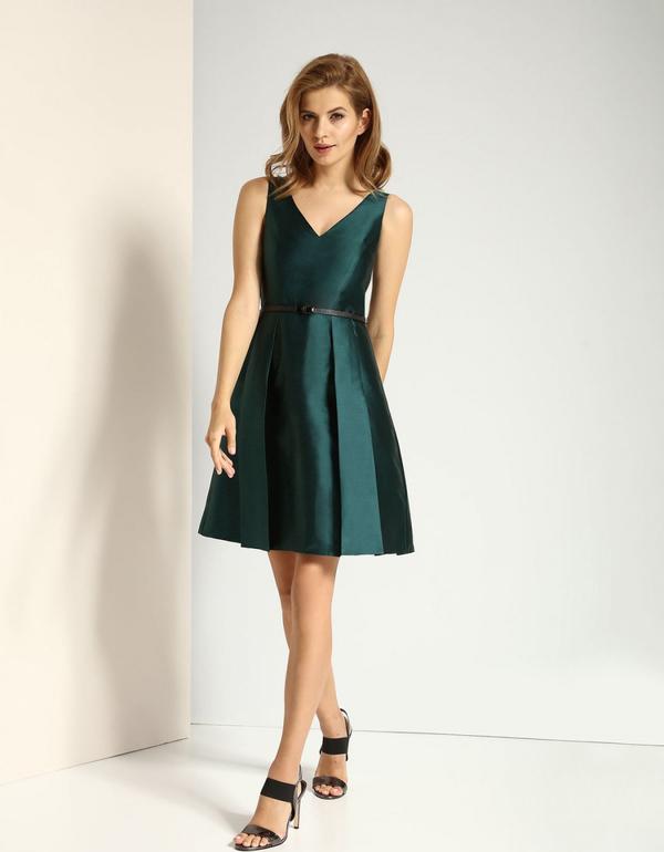 Sukienka Top Secret rozkloszowana