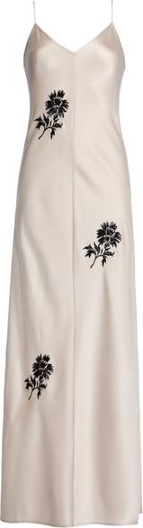 Sukienka Tory Burch na ramiączkach w stylu casual