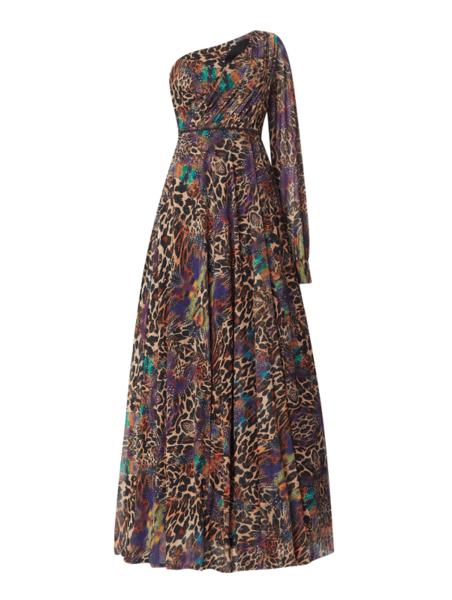 Sukienka Troyden Collection maxi w stylu boho bez rękawów