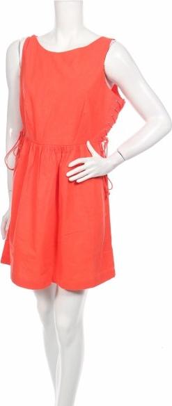 Sukienka Valley Of The Dolls bez rękawów w stylu casual mini