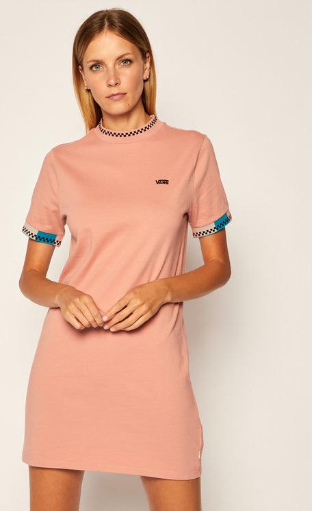 Sukienka Vans z krótkim rękawem mini