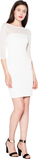 Sukienka Venaton mini z długim rękawem