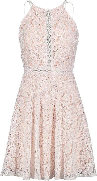 Sukienka Vera Mont bez rękawów mini rozkloszowana