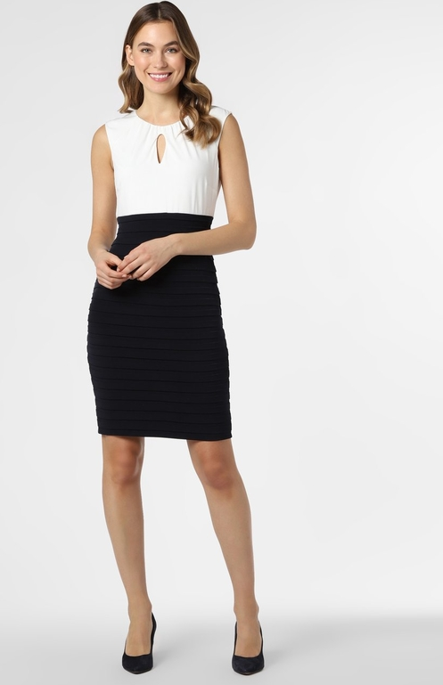 Sukienka Vera Mont Collection bez rękawów mini