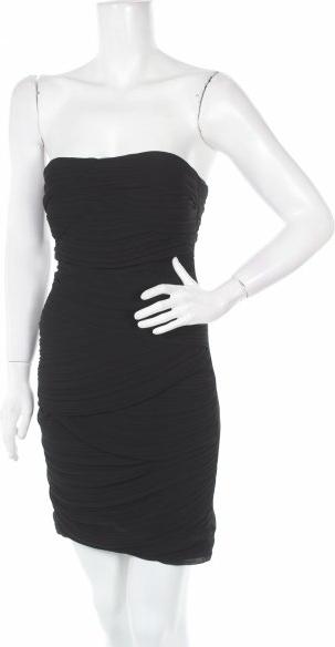 Sukienka Vero Moda bez rękawów gorsetowa mini