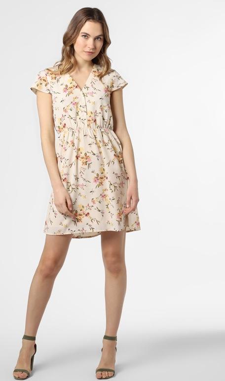 Sukienka Vero Moda z krótkim rękawem mini