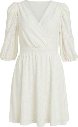Sukienka Vila mini z długim rękawem