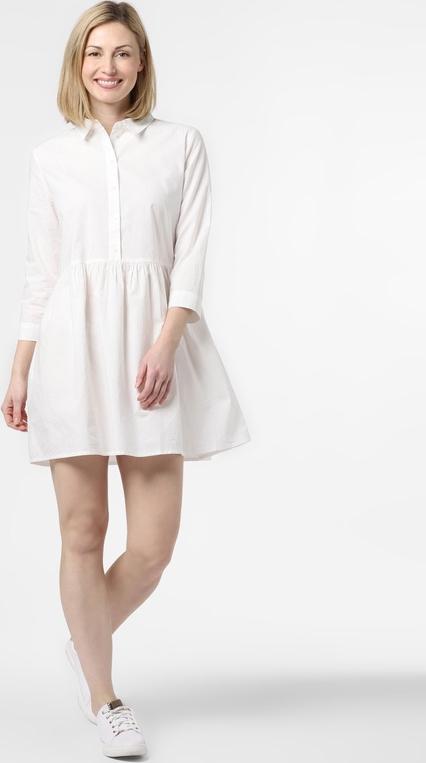 Sukienka Vila mini z długim rękawem koszulowa