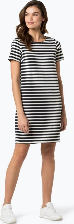 Sukienka Vila ołówkowa z krótkim rękawem w stylu casual