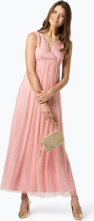 Sukienka Vila z dekoltem w kształcie litery v w stylu casual