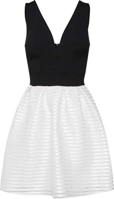 Sukienka WAL G. mini z dżerseju