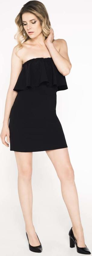 Sukienka Wow Point mini dopasowana