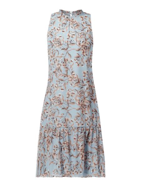 Sukienka YAS midi oversize bez rękawów