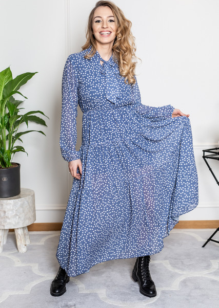 Sukienka you store w stylu casual z tkaniny