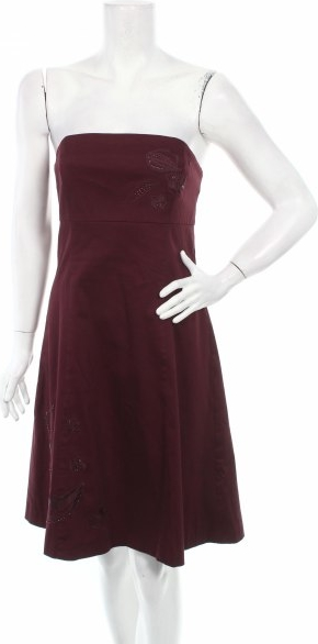 Sukienka Zero bez rękawów